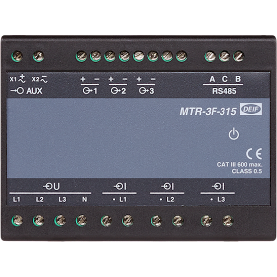 MTR-3, Multi-transducer, unconfigured