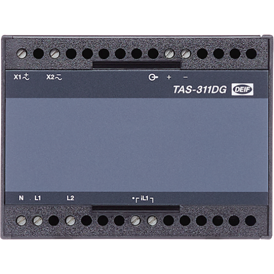 TAS-311DG, Transducer for U, I, PA, f