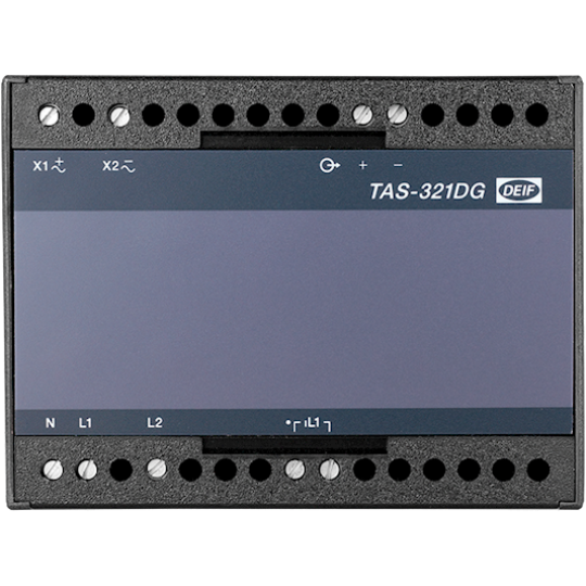 TAS-321DG, Transducer for bi-directional current and power
